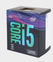 Процессор: Intel Core i5-8400
